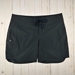 Athleta | Black Swim Surf Paddle Board Short